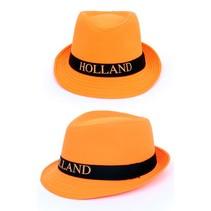 Kojak hoed oranje Holland