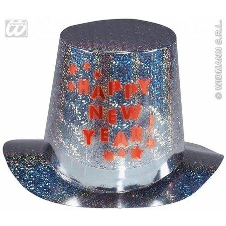Hoge hoed Happy new year