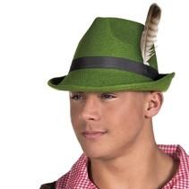 Tirolerhoed vilt Falco groen