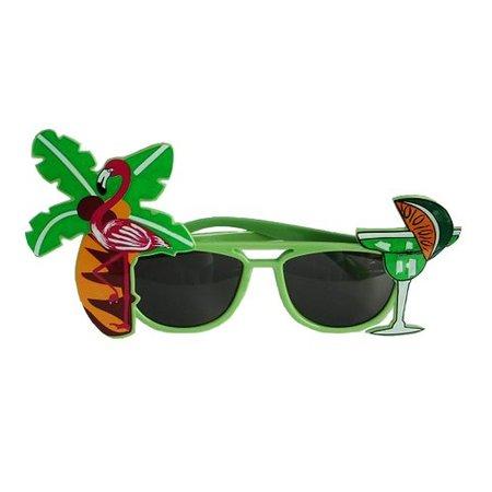 Funbril cocktail groen