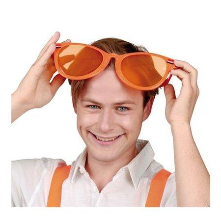 Funbril Mega Oranje