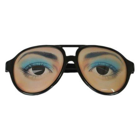 Funbril oog/wenkbrauw