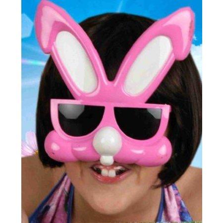 Bril Bunny pink