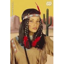 Indianen pruik Kimi