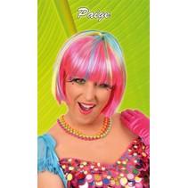 Pruik Funky Bobline Paige