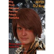 Herenpruik DJ Roy bruin