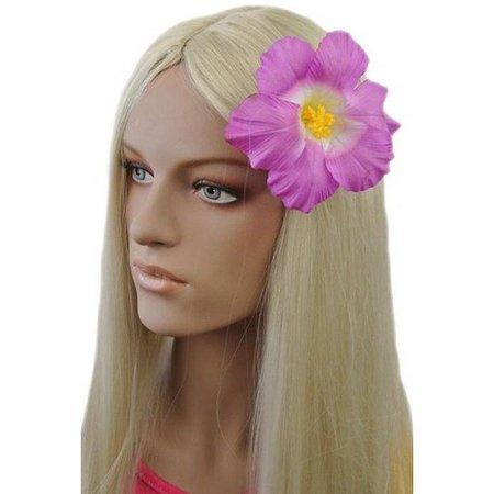 Haarbloem Lila