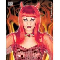 Pruik Devilicia