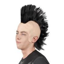 Pruik hanekam punk Myron