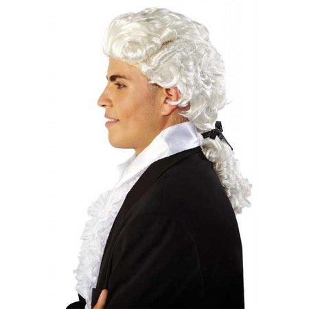 Mozart pruik renaissance