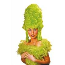 Peggy krullenbol groen