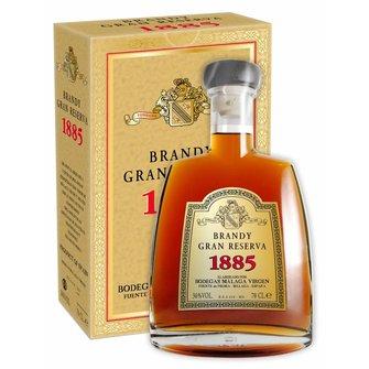 Bodegas Málaga Virgen Brandy Gran Reserva 1885