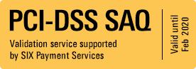 Gütesiegel Swiss Payment Services