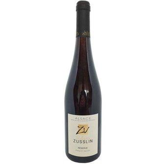 Valentin Zusslin Pinot Noir Réserve 2017
