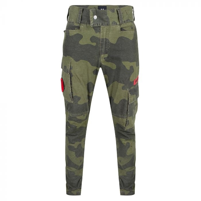 Once We Were Warriors OWWW Fox Trooper Pants