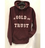 In Gold We Trust In Gold We Trust Hoodie Washed Fade