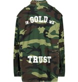 In Gold We Trust In Gold We Trust Parka Jacket