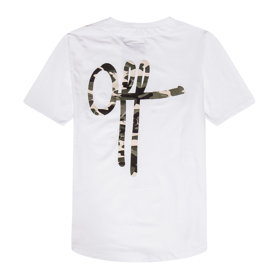 Off the pitch Off The Pitch Full Stop Camo Tee