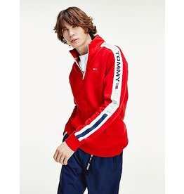 Tommy Jeans Tommy Jeans Taped Zipped Mock