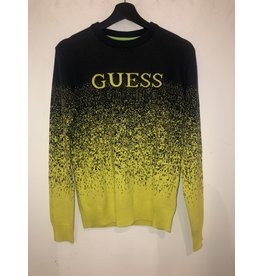 Guess Guess Degrade Logo Knit
