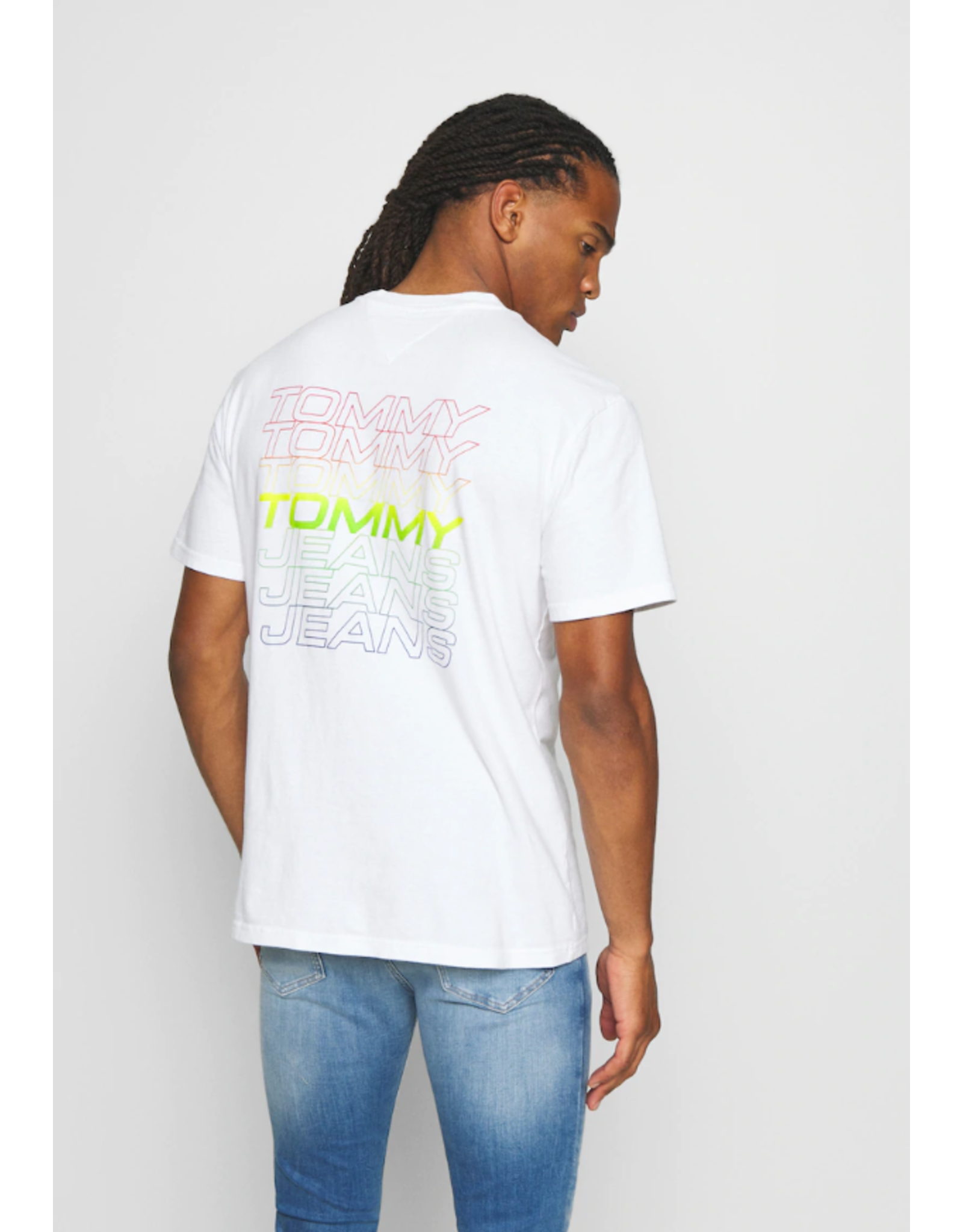 Tommy Jeans Tommy Jeans Repeat Logo Tee