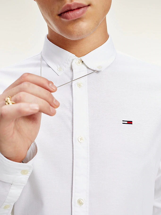 Tommy Jeans Tommy Jeans Stretch Oxford Shirt