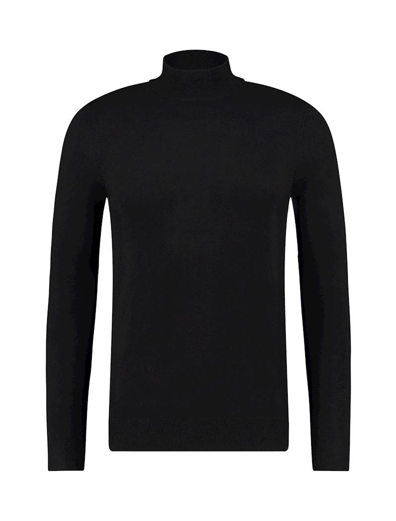 Purewhite Purewhite Essential Knit Mock
