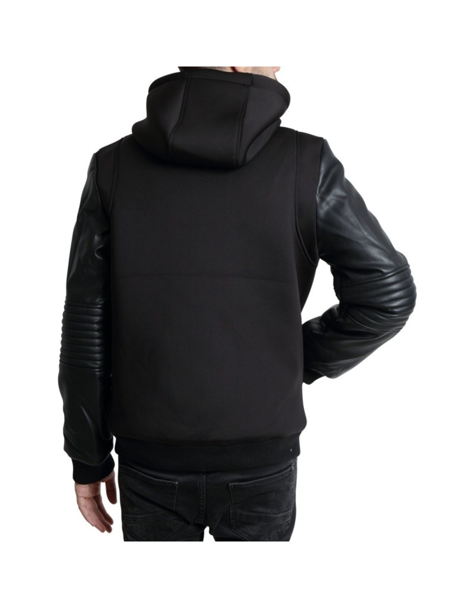 Guess Guess Bomber Hoodie