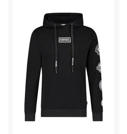 Purewhite Patch Hoodie