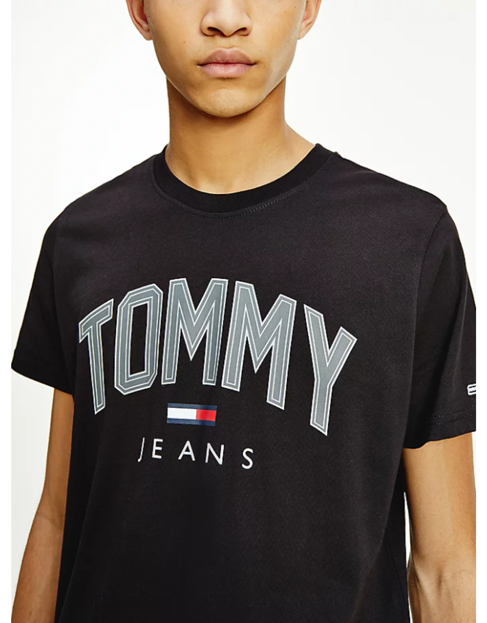 Tommy Jeans Shadow Tommy Print Tee