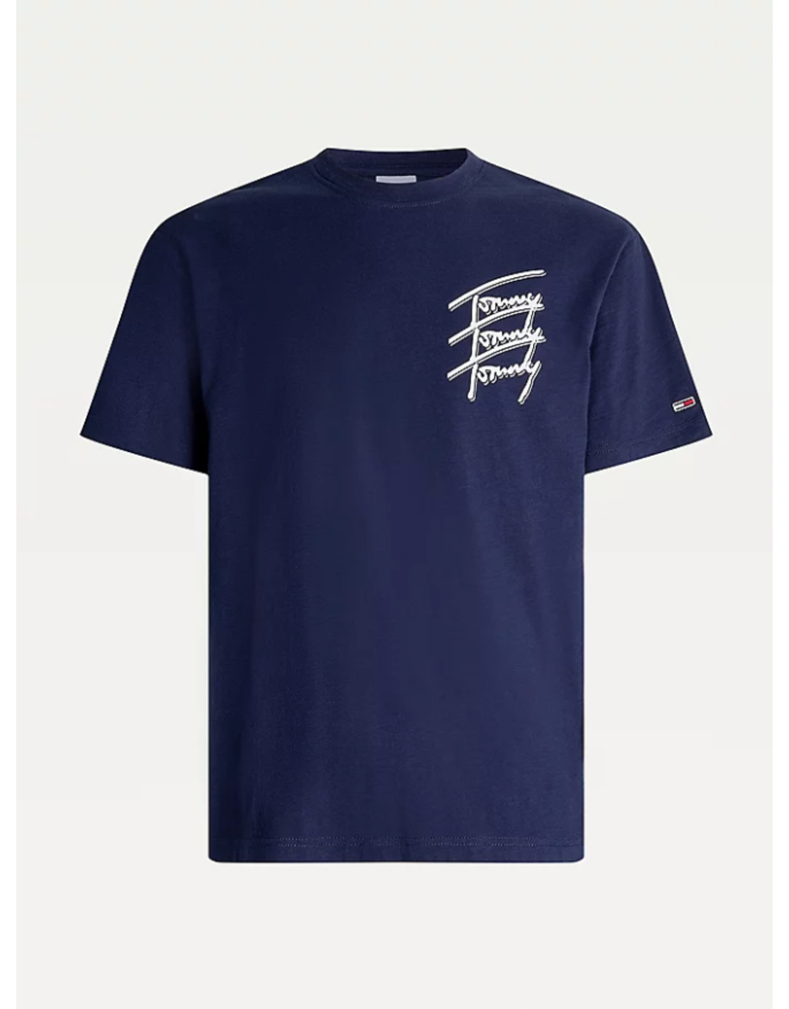 Tommy Jeans Repeat Script Tee