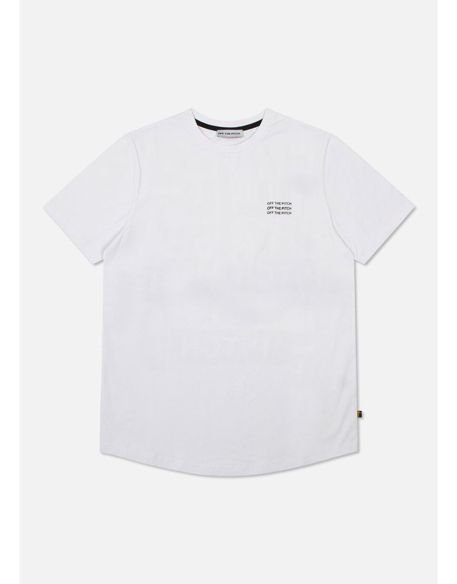 Off the pitch The Saturn Slimfit Tee