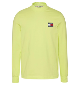 Tommy Jeans Badge Mock Neck