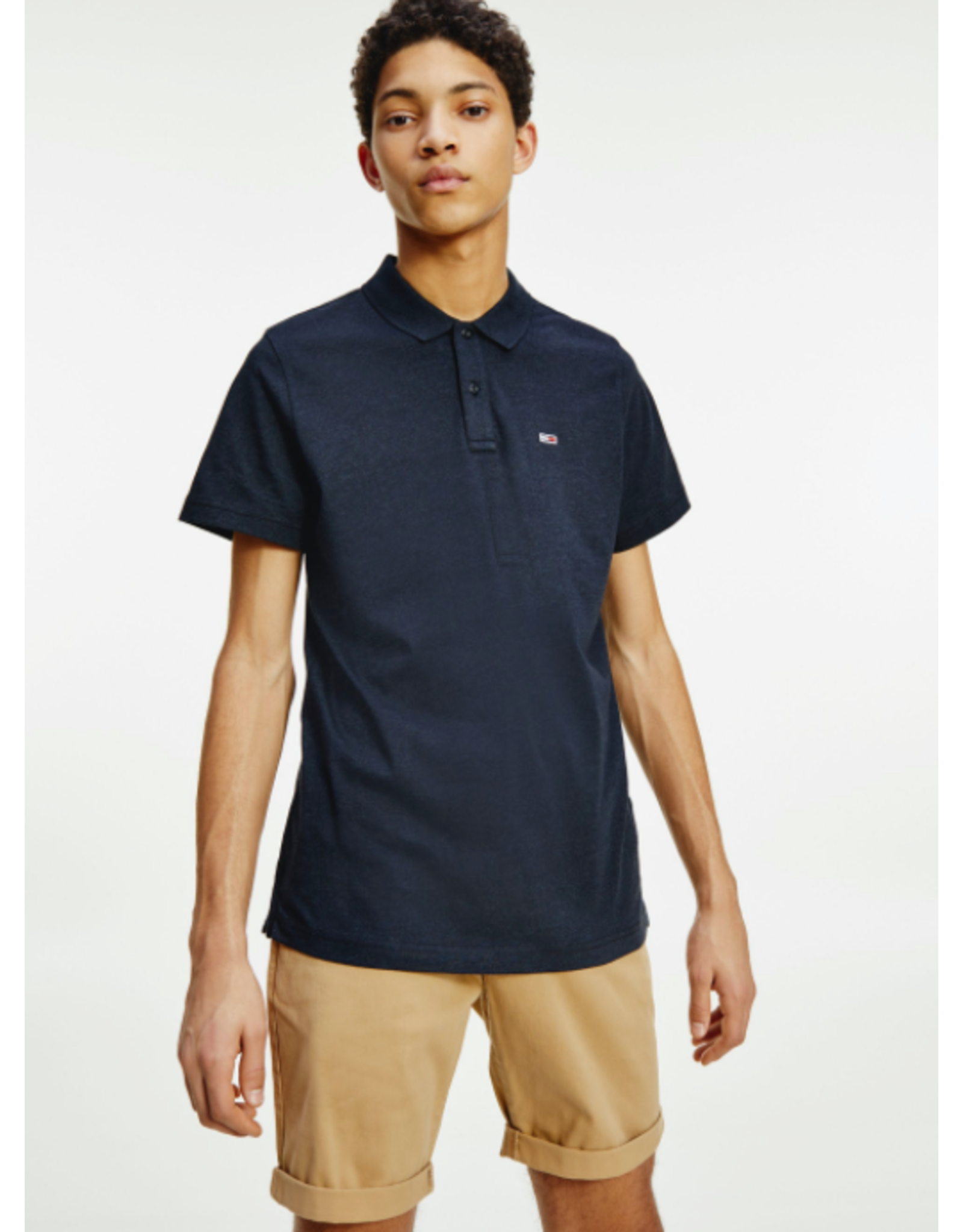 Tommy Jeans Essential Jersey Polo