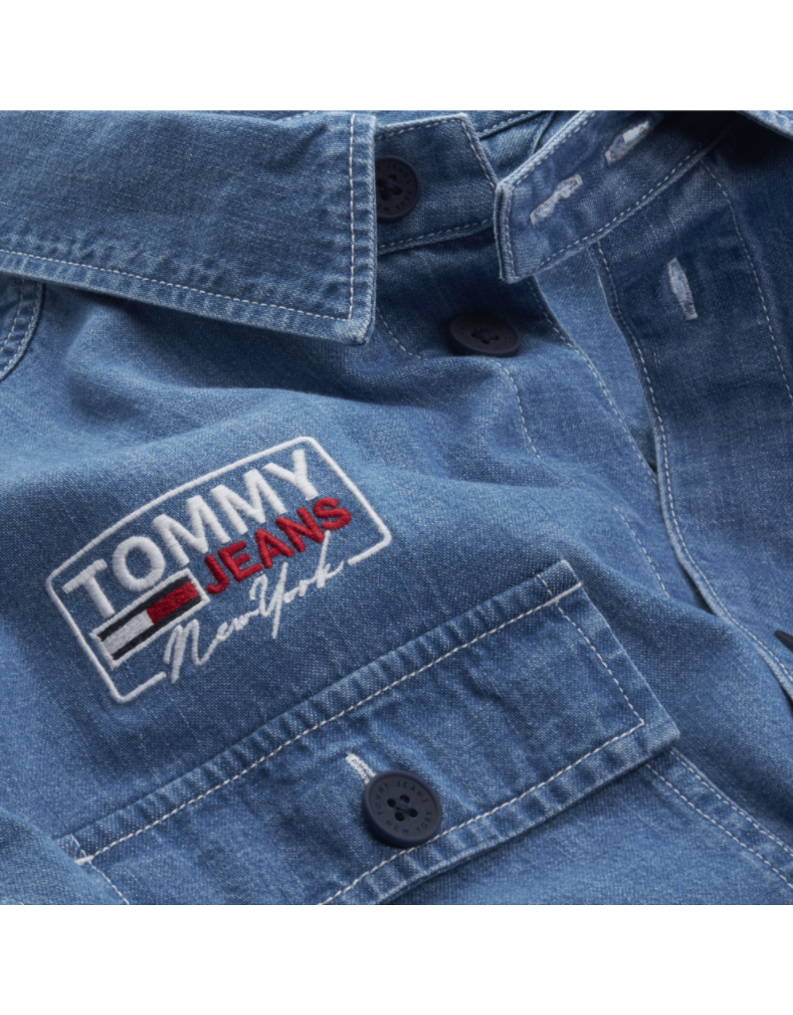 Tommy Jeans US Work Shirt