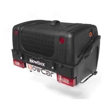 Aragon Gepäckbox für Anhängerkupplung Towbox V1 Black Edition