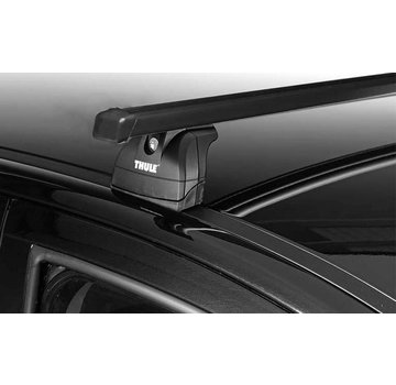Thule 753 Thule Dachträger BMW 5er Serie Gran Turismo 4-türig ab 2009-2017