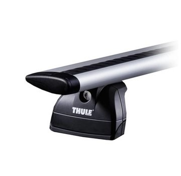 Thule 753 Thule Dachträger Jeep Compass 5-türig SUV 2007 bis 2010