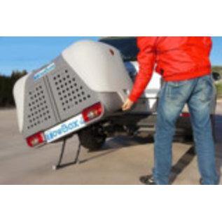 Aragon Hundetransportbox  Towbox V2 DOG Black Edition