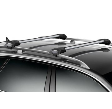 Thule edge open Dachträger Ssangyong Rexton (Mk II) SUV 2007 - 2012 - Thule