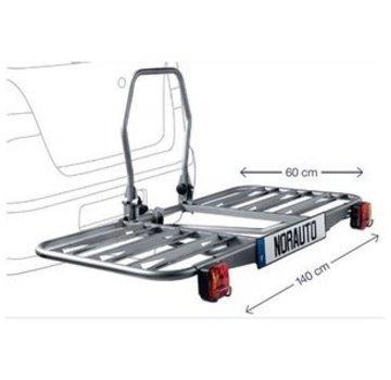 Norauto Moving Base - Universal Gepäckträger für AHK