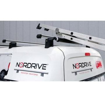 Nordrive Zubehör Leiterrolle Alu 64 cm für NORDRIVE Kargo-Plus Aluminium Dachträger