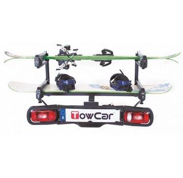 Aragon TowCar Aneto Ski- und Snowboard-Träger (AHK)