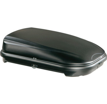 Junior PerfectFit Travelbox 320 Liter Schwarz Matt