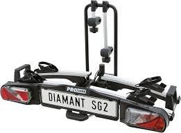 f/ür E-Bikes Pro User Diamant SG2 Fahrradtr/äger identisch an EUFAB 11523 Hecktr/äger II Plus