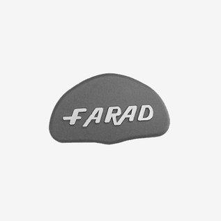 Farad Zubehör Abschlußkappe Farad Dachträger Aluminium und Stahl