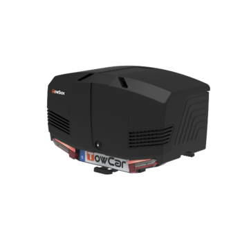 Aragon TowBox V3 Urban Heckbox 400 Liter