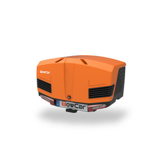 Aragon NEU!  TowBox V3 Sport orange/anthrazit 400 Liter