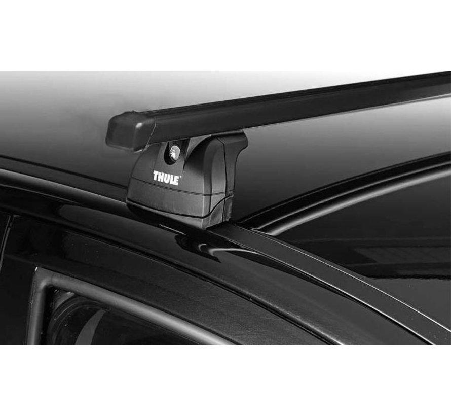 Thule Dachträger Mercedes V-Klasse Marco Polo 4-türig  ab 2014 > mit T-Profil