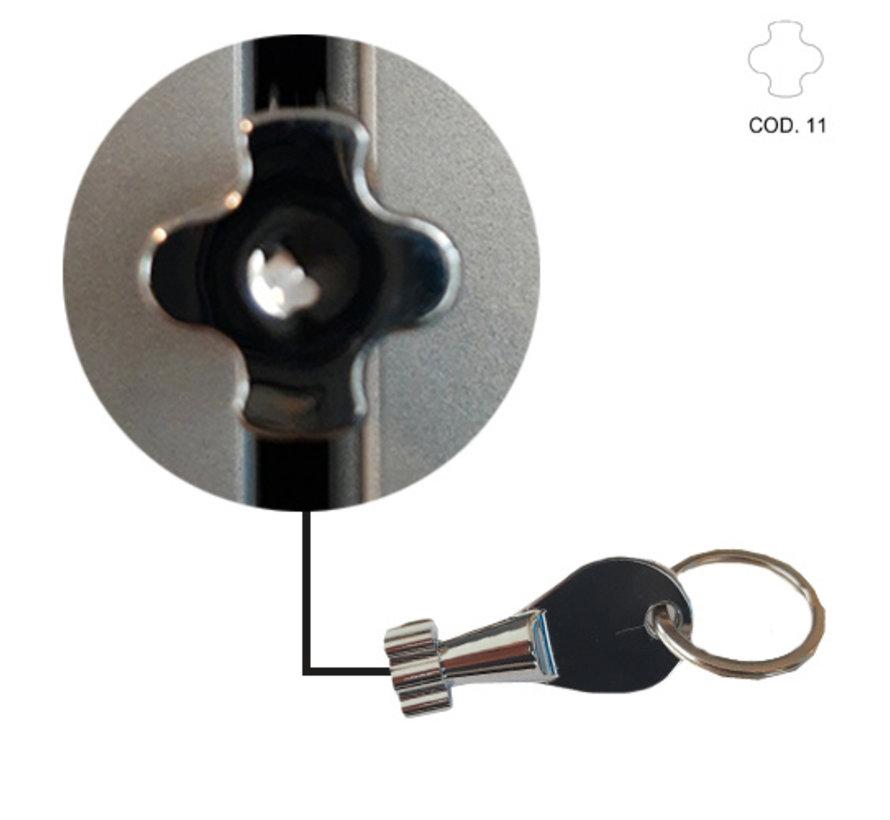 Reserveschlüssel für FARAD Dachbox Nr. 11